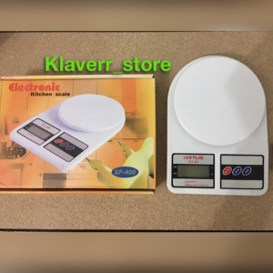 Timbangan dapur digital virtus