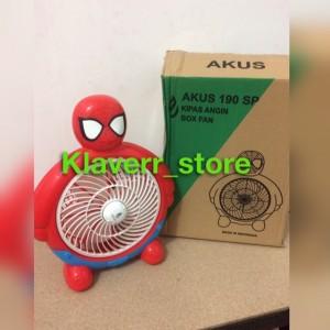 Kipas angin karakter spiderman