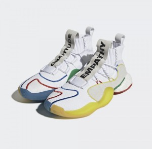 Adidas Pharrell Williams Crazy Byw Lvl X Shoes