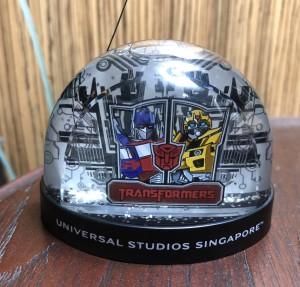 Souvenir Pajangan Meja Transformer Universal Studio Singapore