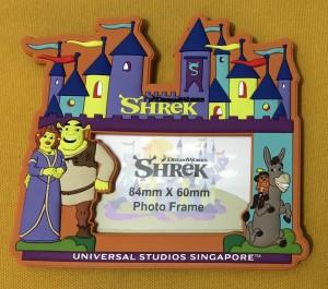 Bingkai/Frame Foto Shrek Universal Studio Singapore