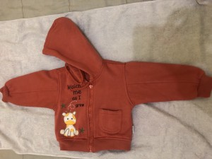 Jacket Anak PIPINIKO Preloved