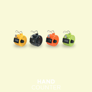 Hand Counter