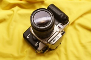 SLR - Canon Eos Elan II E