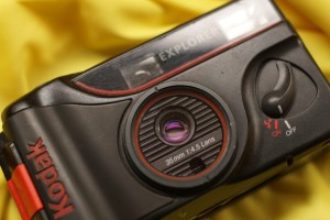 Kodak Explorer Compact Camera