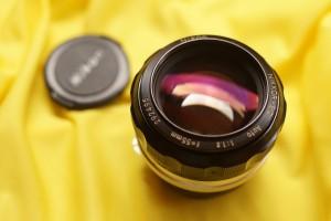 Lensa Manual - Nikon Nikkor SC Auto 55mm F/1.2 PreAi Lens