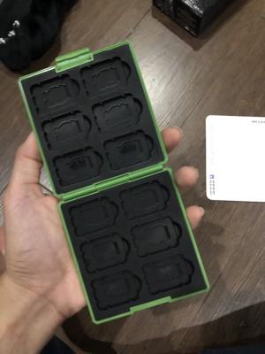 Jual Premium Game Card Case Nintendo Switch Creeper Minecraft Cinere Pandavvas Vape Tokopedia