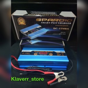 Charger Accu motor 40 ampere