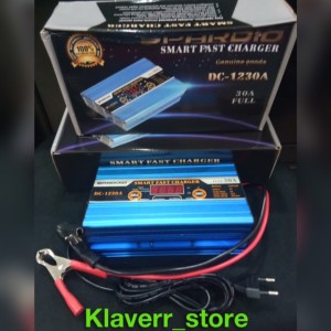 Charger Accu 30 ampere