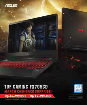 ASUS TUF GAMING FX705GD-I7511T