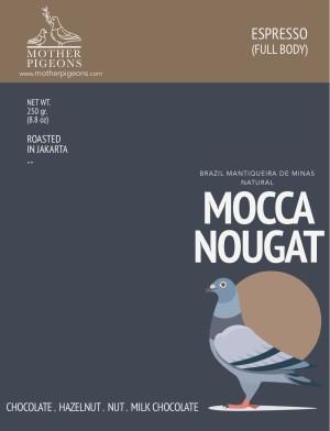 MOCCA NOUGAT (Brazil Mantiqueira Natural)