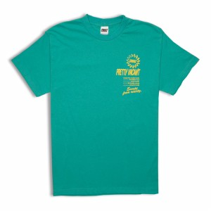 Crooz Switch On Tshirt Aqua