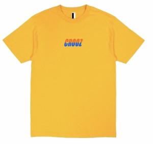 Crooz 3 Tone italics tshirt