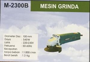 Mesin grinda M-2300 modern
