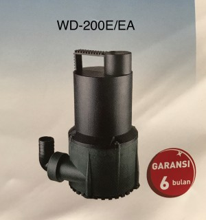 Pompa celup wasser WD-200 E