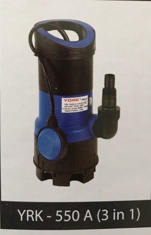 Pompa celup york-550A IR