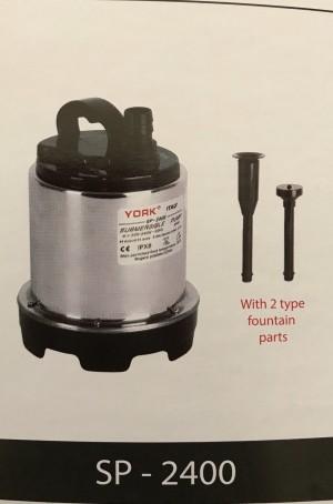 Pompa celup york SP 2400 IR