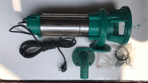 Pompa celup WQAS 15-15-1.5 IR