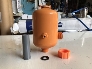 Tabung Robot ESE komplit INE