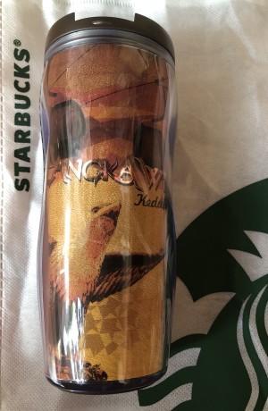 Tumbler Starbucks Langkawi Malaysia