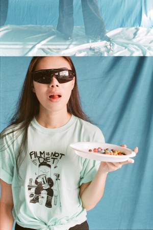 Drop 1-03 Film Is Not Diet Tshirt