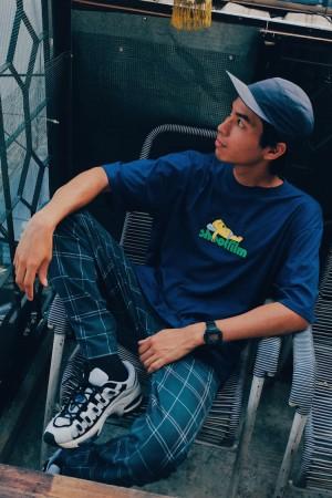 Drop 1-08 / Sleep Tshirt