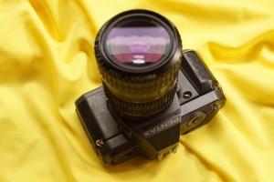 SLR Pentax P30 Lenskit