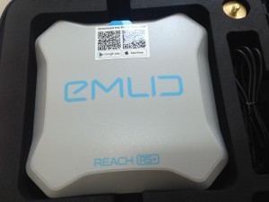 Emild Reach RS+ GPS Geodetik