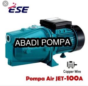 Pompa air jet 100 merk ese 11 meter