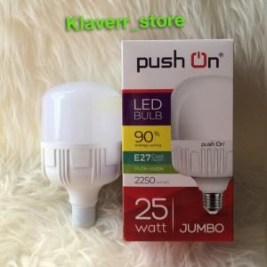 Lampu LED push on jumbo