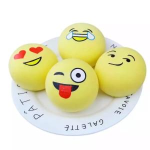 Mainan Slime slow smile lucu bagus murah