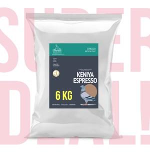 SUPERDEAL! (Minimum 6 kg) Fruity Espresso (Keniya Espresso)