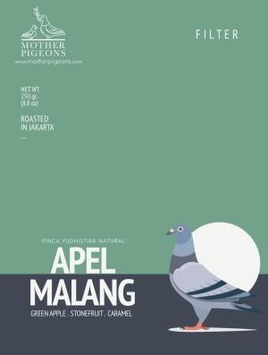 Apel Malang (Finca Yudhistira) Natural