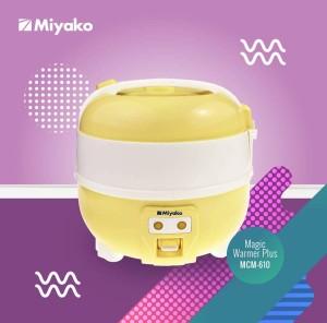 Magic com Miyako MCM-610 1L   Rice Cooker Penanak Nasi