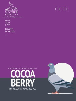 COCOA BERRY (Colombia El Encanto Natural)