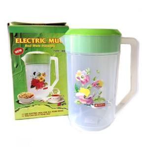 Teko Plastik LION STAR 2.1L   Mug ELEKTRIK Pemanas Air Besar 2.1 Liter