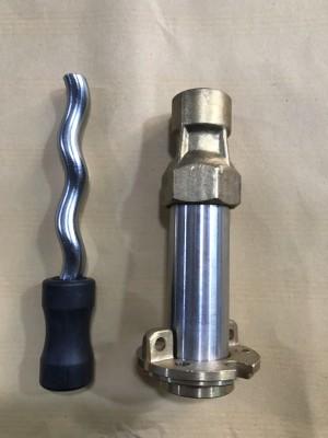 Impeller submersible inoto 2 dim