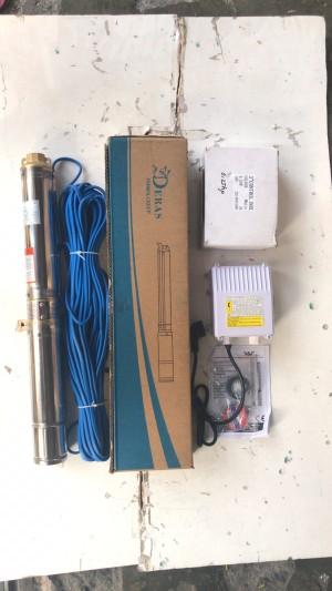 Pompa Air Submersible 3 Dim 0.25 HP 220 Volt DERAS Plastik SAR