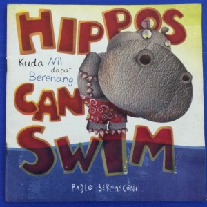 Hippo Can Swim - Pablo Bernasconi