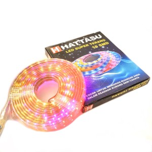 Lampu Hias LED Super Terang HATTASU 10 SMD