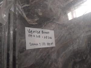 Marmer venice brown