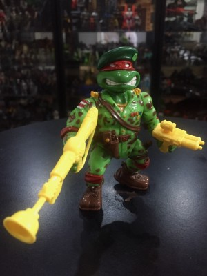 1991 Turtle Tank Combat Control Handles TMNT Teenage Mutant Ninja Turtles