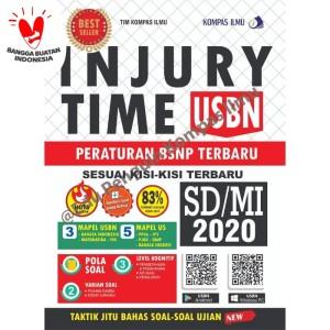 Promo Buku Injury Time Usbn Sd Mi 2020 Kisi Kisi Terbaru Kompas Ilmu Jakarta Pusat Edu Penguin Kompas Ilmu Tokopedia