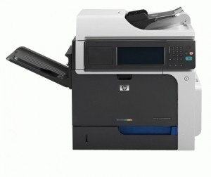 HP Color LaserJet Enterprise CM4540 MFP