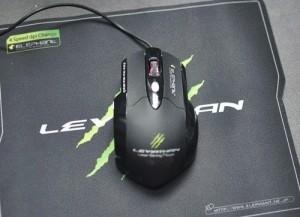 ELEPHANT Leviathan Laser Gaming Mouse