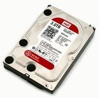 Western Digital WD Red (WD30EFRX) - 3 TB, SATA3, IntelliPower