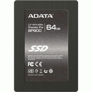 """A-Data Premier Pro SP900 (ASP900S3-64GM-C) - 64 GB, SATA3, 2.5"""""""