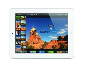 Apple New iPad Wi-Fi + 4G LTE - 64 GB