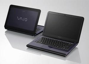 Sony Vaio VPC-CA36FG - Intel Core i7-2640M (2.8 GHz), 4 GB DDR3, 500 GB HDD