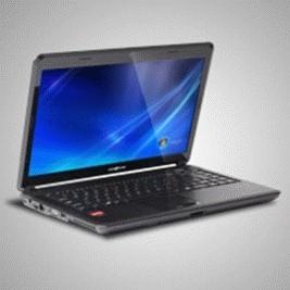 Advan M4-50232 - AMD Dual Core C-50 (1.0 GHz), 2 GB DDR3, 320 GB HDD